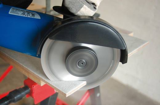 Diamant-Trennscheibe Turbo Cut Ceramics Durchmesser 230 mm (Aufnahme 22,23) Heller 26730 4 Durchmesser 230 mm Innen-Ø 22