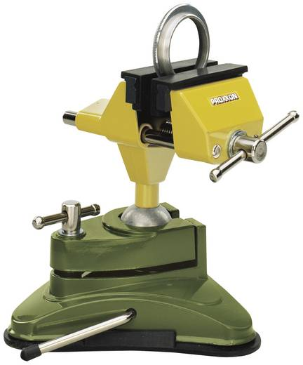 Schraubstock Proxxon Micromot FEINMECHANIKER-SCHRAUBSTOCK Backenbreite: 75 mm Spann-Weite (max.): 70 mm