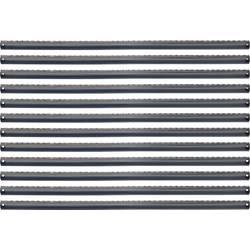 12 kovových pilových listů 803936 12 ks