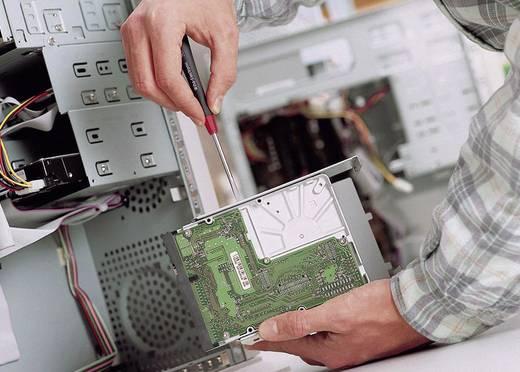 Elektronik- u. Feinmechanik Schraubendreher-Set 7teilig Wiha PicoFinish Schlitz, Kreuzschlitz Phillips