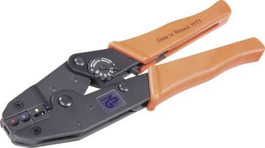 CRIMPER YYT-7 Crimpzange Isolierte Flachstecker, Flachsteckhülsen, Rundstecker 0.5 bis 6 mm²