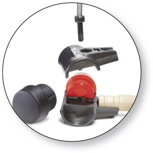 Schonhammer mittelhart, mittelweich 300 g Wiha Safety 26611 290 mm
