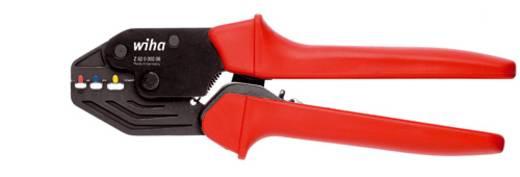 Wiha Standard Z 62 0 002 06 33841 Crimpzange Isolierte Kabelschuhe, Isolierte Stiftkabelschuhe, Isolierte Flachstecker,