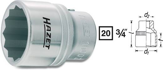 "Außen-Sechskant Steckschlüsseleinsatz 50 mm 3/4"" (20 mm) Hazet 1000Z-50"