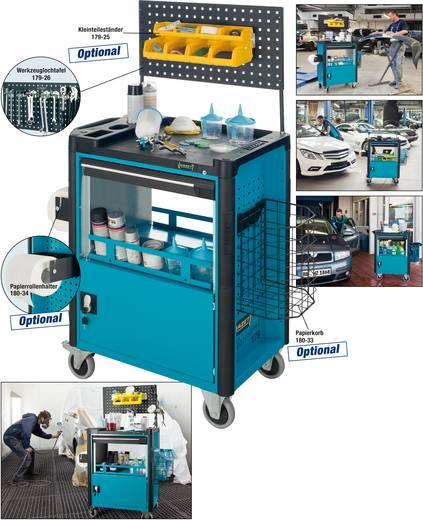 Hazet 179-1 Werkzeugwagen Assistent Abmessungen:(B x H x T) 817 x 1040 x 502 mm