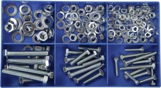 Sechskantschrauben-Sortiment 150 Teile 804452
