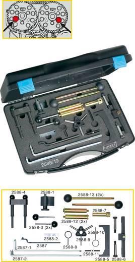 Motoreinstell-Werkzeug 19tlg. Hazet 2588/19