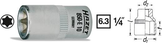 """Außen-TORX Steckschlüsseleinsatz T 5 1/4"""" (6.3 mm) Hazet 850-E5"""