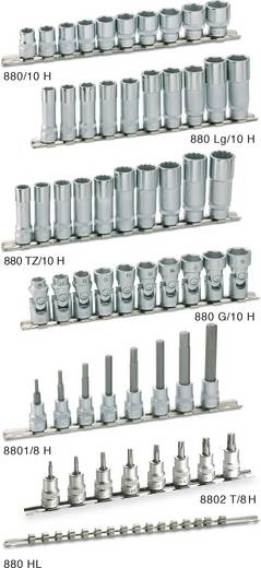 "Innen-Sechskant Steckschlüssel-Bit-Einsatz-Set 8teilig 3/8"" (10 mm) Hazet 8801/8H"