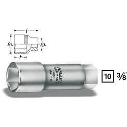 """Nástavec na autosviečky, vonkajší šesťhran Hazet 880MGT-18, 3/8"""" (10 mm), 18 mm, chrom-vanadová ocel"""