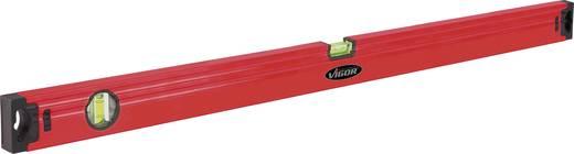 Vigor V2621 Leichtmetall-Wasserwaage 100 cm 0.5 mm/m Kalibriert nach: Werksstandard (ohne Zertifikat)