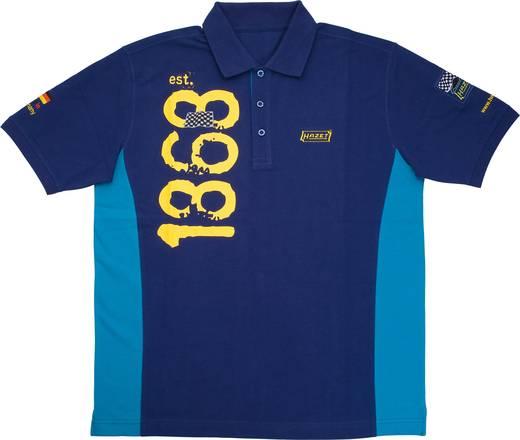 Hazet WW4515-XXL Polohemd blau Größe XXL Größe=XXL Blau