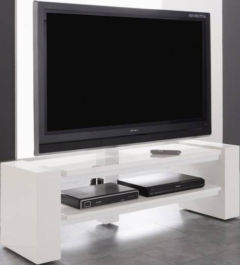 schnepel x linie offen 1400 tv rack hochglanzwei kaufen. Black Bedroom Furniture Sets. Home Design Ideas