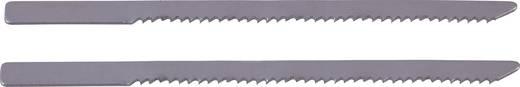 2er Stichsägeblätter für Metalle, Plexiglas usw. passend für Proxxon Stichsäge SS230/E und STS 12/E