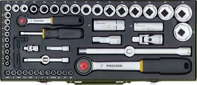 Proxxon Industrial Steckschlüsselsatz metrisch 1/4   (6.3 mm), 1/2   (12.5 m