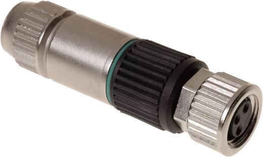 Sensor-/Aktor-Steckverbinder, unkonfektioniert M8 Buchse, gerade Polzahl: 3 Harting 21 02 151 2305 HARAX® M8-XS 1 St.