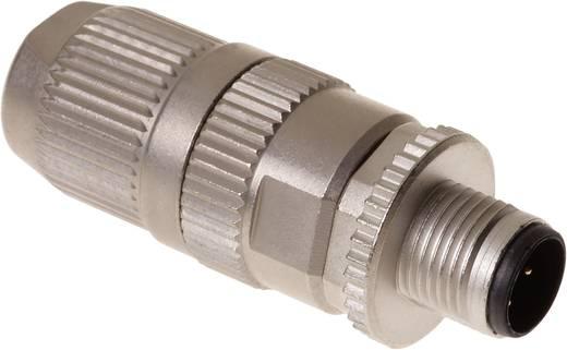 Sensor-/Aktor-Steckverbinder, unkonfektioniert M12 Stecker, gerade Polzahl: 4 Harting 21 03 221 1405 HARAX® M12-L 1 St.