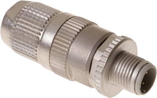 Rundsteckverbinder M12 mit Schnellanschluss HARAX Pole: 4 HARAX® M12-L Harting Inhalt: 1 St.