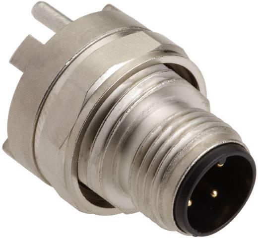 Sensor-/Aktor-Einbausteckverbinder M12 Printstecker, Einbau Polzahl (RJ): 4 Harting 21 03 321 1410 Han® M12 1 St.