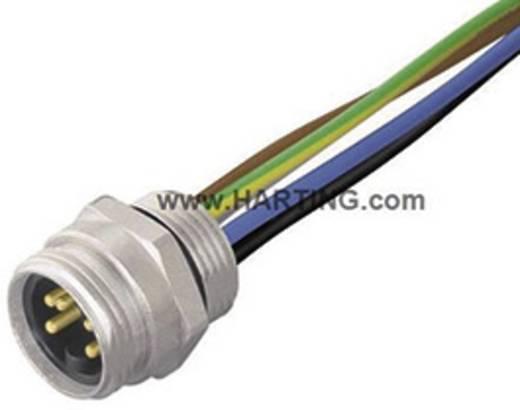 """Harting 21 04 316 1505 Sensor-/Aktor-Einbausteckverbinder 7/8"""" Stecker, Einbau Polzahl: 5 1 St."""
