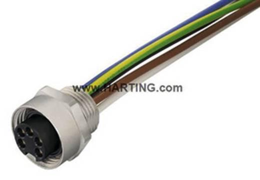 "Sensor-/Aktor-Einbausteckverbinder 7/8"" Buchse, Einbau Polzahl: 5 Harting 21 04 316 2505 HARAX® 7/8"" 1 St."