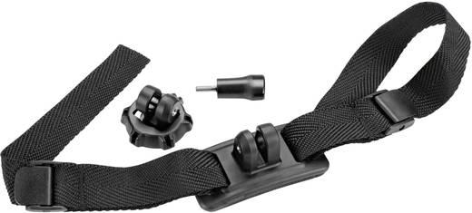 Helm-Halterungsband für belüftete Helme