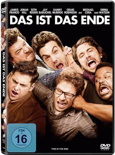 DVD Das ist das Ende FSK: 16