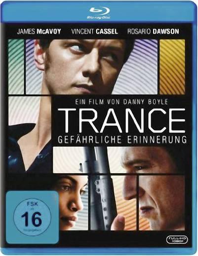 blu-ray Trance - Gefährliche Erinnerung FSK: 16