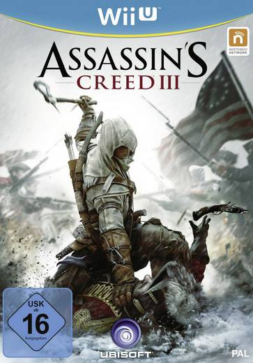 Assassin's Creed 3 - Nintendo Wii U