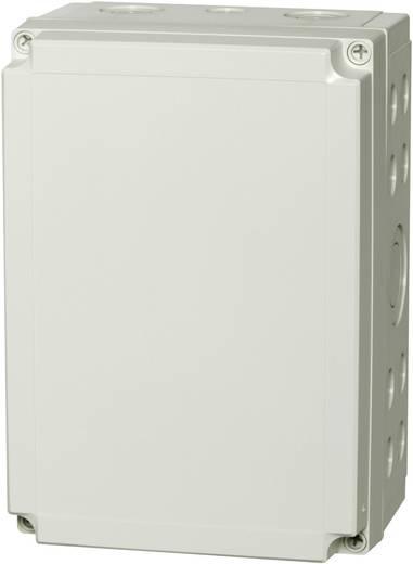 Wand-Gehäuse, Installations-Gehäuse 255 x 180 x 100 Polycarbonat Licht-Grau (RAL 7035) Fibox MNX PCM 200/100 XG 1 St.