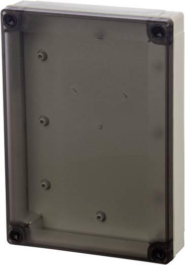 Wand-Gehäuse, Installations-Gehäuse 180 x 130 x 75 Polycarbonat Licht-Grau (RAL 7035) Fibox PCM 150/75 T 1 St.