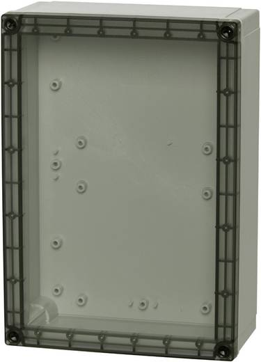 Wand-Gehäuse, Installations-Gehäuse 255 x 180 x 63 Polycarbonat Licht-Grau (RAL 7035) Fibox PCM 200/63 T 1 St.