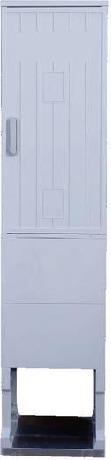 Schaltschrank, Installations-Gehäuse 1435 x 400 x 250 Polyester Licht-Grau (RAL 7035) Fibox GFK STCP 4058 1 St.
