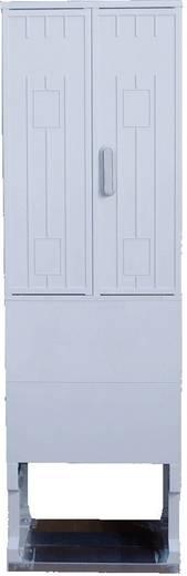 Fibox GFK STCP 6657 Schaltschrank, Installations-Gehäuse 1420 x 660 x 250 Polyester Licht-Grau (RAL 7035) 1 St.