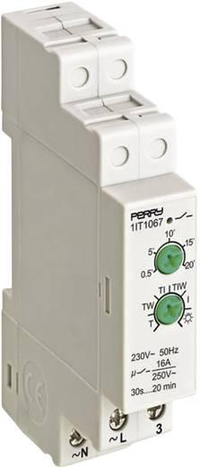 Treppenlichtzeitschalter Hutschiene 230 V/AC N61145