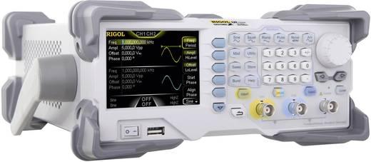 Rigol DG1062Z Funktionsgenerator netzbetrieben 1 µHz - 60 MHz 2-Kanal Sinus, Rechteck, Dreieck, Rauschen, Arbiträr ISO