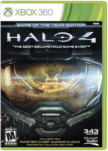 HALO 4 GOTY Xbox 360