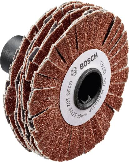 Bosch Home and Garden 1600A00155 Flexible Schleifwalze 15 mm Körnung 120 1 St. Passend für PRR 250