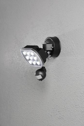 LED Außenstrahler Prato mit Bewegungsmelder