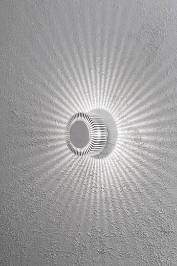 LED-Außenwandleuchte 5 W Warm-Weiß Konstsmide Monza 7932-310 Aluminium