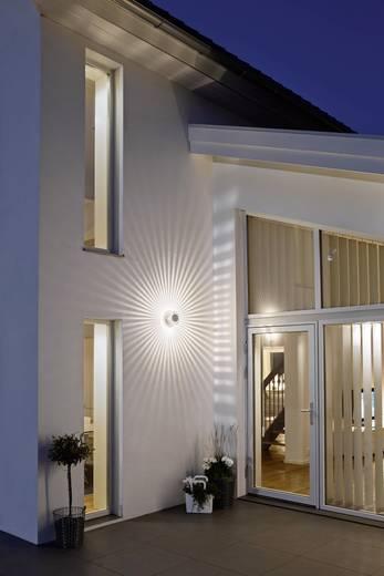 Konstsmide Monza 7932-310 LED-Außenwandleuchte 5 W Warm-Weiß Aluminium