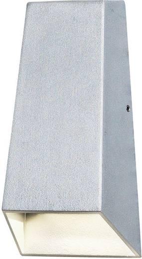 LED-Außenwandleuchte 6 W Warm-Weiß Konstsmide 7911-310 Silber-Grau