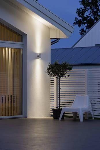 LED-Außenwandleuchte 6 W Warm-Weiß Konstsmide 7930-310 Aluminium