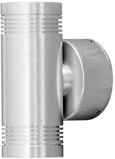 LED-Außenwandleuchte 6 W Warm-Weiß Konstsmide Monza 7930-310 Aluminium
