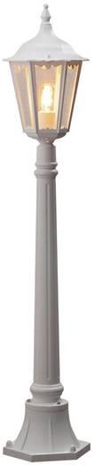 Außenstandleuchte Energiesparlampe E27 100 W Konstsmide Firenze 7215-250 Weiß