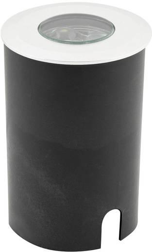 LED-Außeneinbauleuchte 3 W Warm-Weiß Konstsmide 7920-310 Aluminium