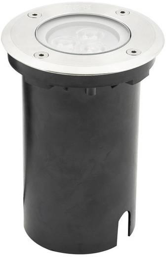 LED-Außeneinbauleuchte 3 W Warm-Weiß Konstsmide 7658-000 Aluminium