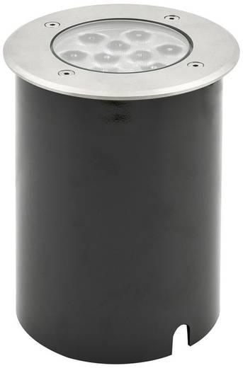 LED-Außeneinbauleuchte 9 W Warm-Weiß Konstsmide 7921-310 Aluminium