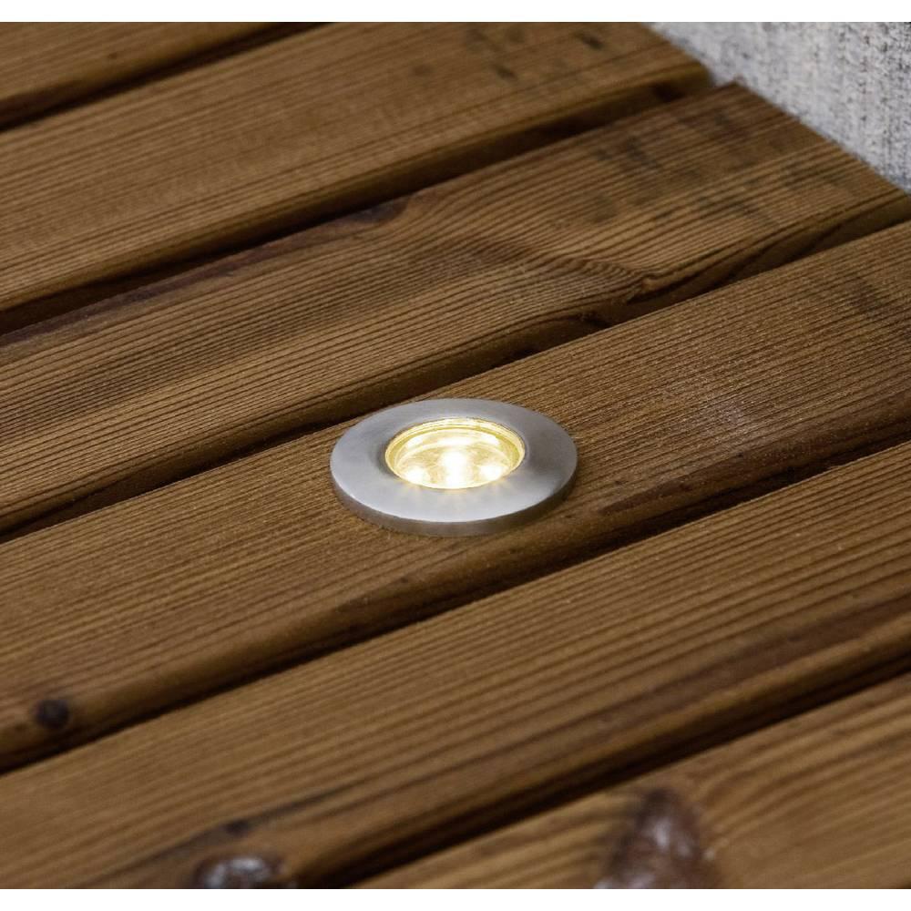 led recessed light 6 piece set w warm white. Black Bedroom Furniture Sets. Home Design Ideas
