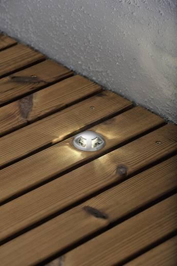 LED-Einbauleuchte 6er Set 2.16 W Warm-Weiß Konstsmide 7659-000 Edelstahl
